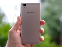 Представлен новый селфифон Oppo F1s