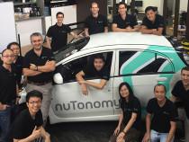 Беспилотное такси nuTonomy начало работать вСингапуре
