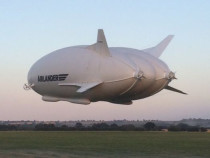 ВСоединенном Королевстве Великобритании впервый раз испытали гибрид самолета идирижабля