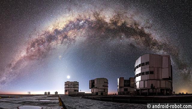 «Сверхтемная» галактика состоит на99,99% из черной материи
