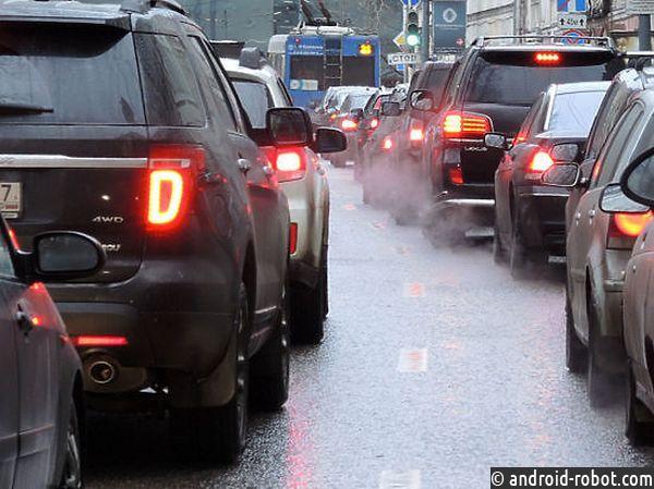 как уберечь здоровье вавтомобильных пробках