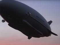 Крупнейшее воздушное судно вмире поднялось ввоздух вБритании