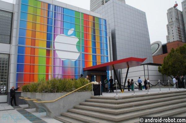 Apple впервый раз запатентировала «военное» приложение