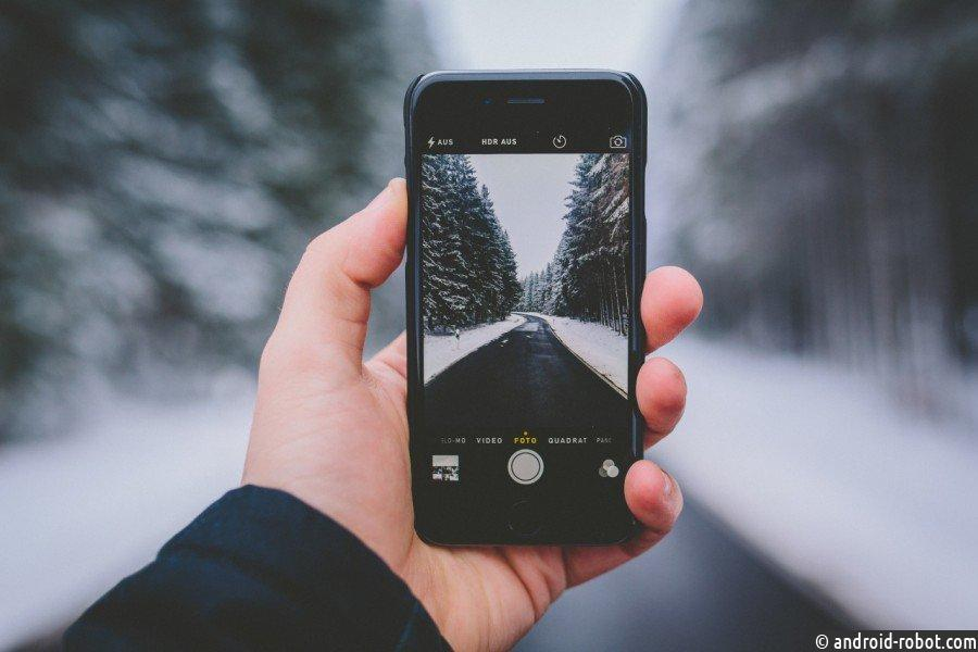 ВICQ для андроид появился редактор фотографий ивидео