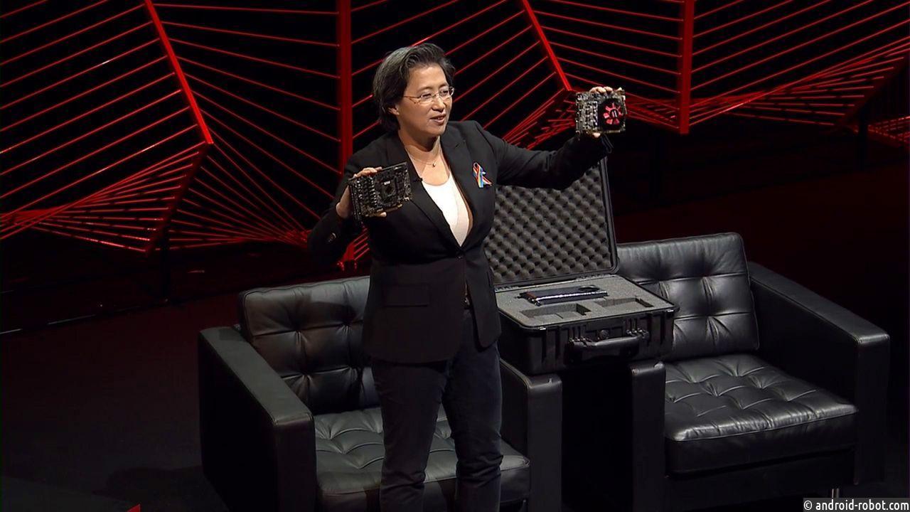 AMD показала RadeonRX 470