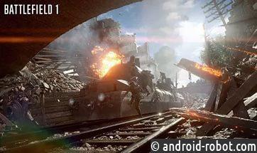 Появился лихой трейлер Battlefield 1 сбронепоездом