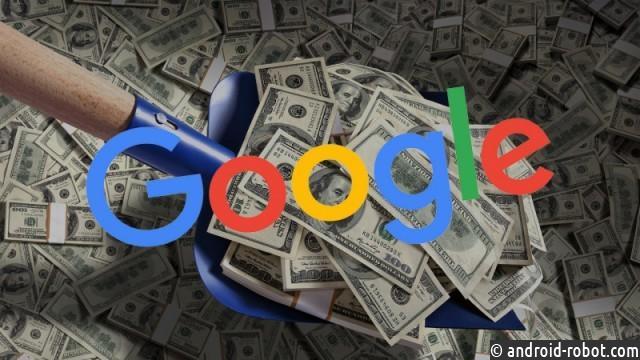 Google оштрафован на $6,7 млн