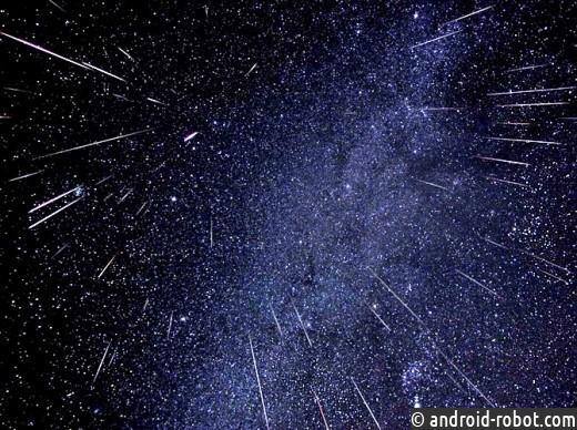 Загадай желание. всередине осени ожидаются два звездопада
