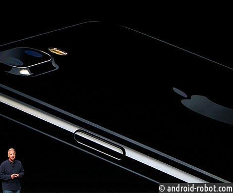 Новый iPhone 7 небоится воды