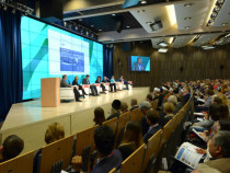 На ПМЭФ-2021 широко использовалась  российская платформа видеоконференцсвязи