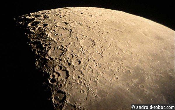 Впочве кратеров наЛуне могут быть молнии