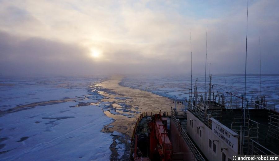 Новосибирские ученые разработали новый метод поиска нефти вАрктике