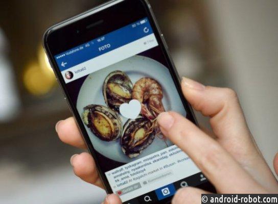 Социальная сеть Instagram запустил функцию Zoom для фото ивидео