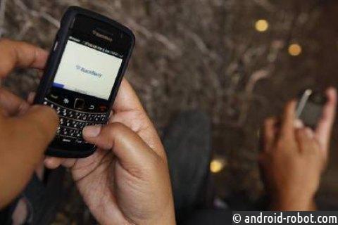 Телефонов Blackberry больше небудет