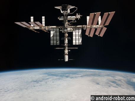 Орбиту МКС подняли перед стыковкой с«Союзом МС-02»