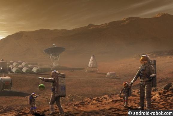 SpaceX показала, как будет выглядеть пилотируемый полет наМарс