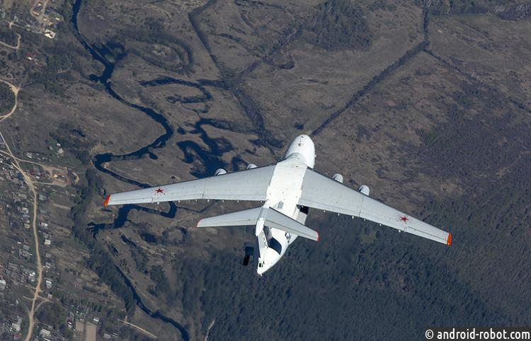 Новый русский боевой самолет снабдят лазером для уничтожения объектов противника