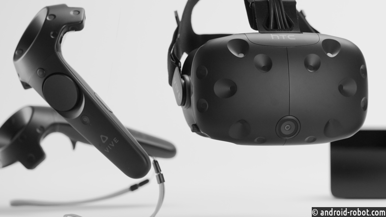 HTC откроет магазин приложений для очков виртуальной реальности Vive