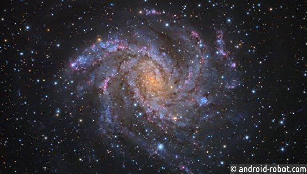 Учёные впервый раз увидели, как рождается темная дыра