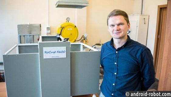 Первый в Российской Федерации промышленный 3D-принтер будет делать керамику