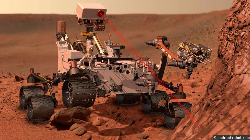 Ученые NASA создали робота для чистки космоса отгрязи