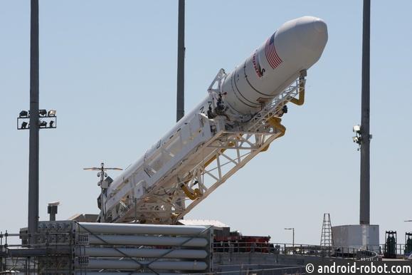 ВNASA назвали дату запуска ракетоносителя сукраинским мотором
