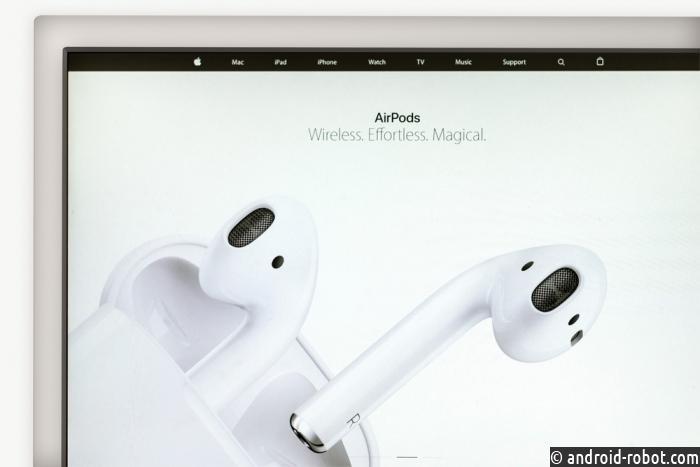 Apple откладывает продажи беспроводных наушников