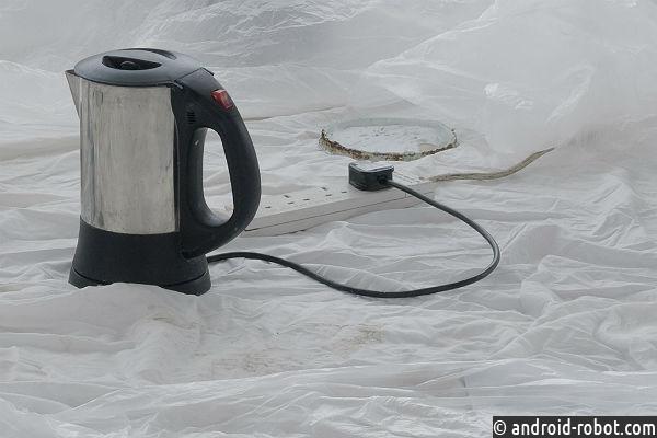 Wi-Fi чайник