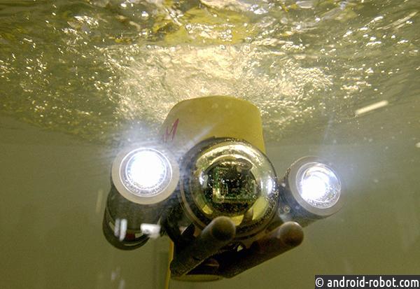 В РФ спроектирован морской робот-разведчик для охраны госграниц