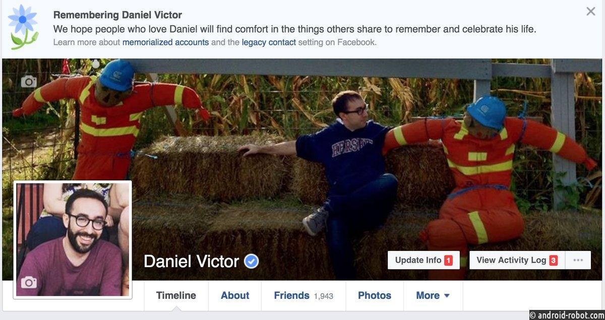 Социальная сеть Facebook поошибке «похоронила» Цукерберга исотни остальных пользователей