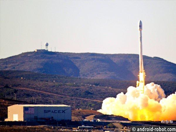 SpaceX может восстановить запуски Falcon 9 всередине декабря