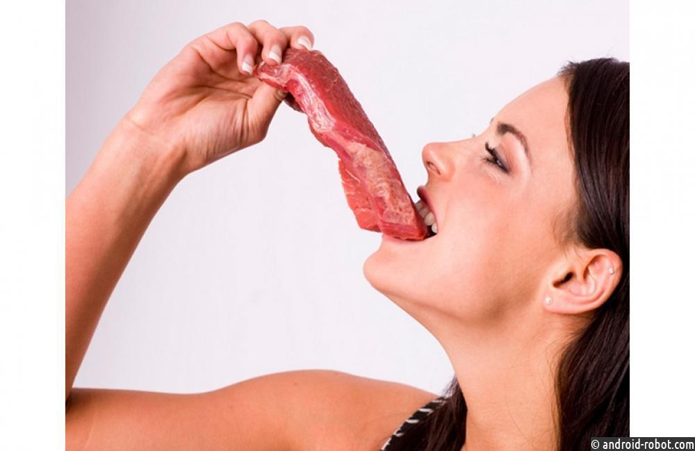 Употребление мяса продлевает жизнь