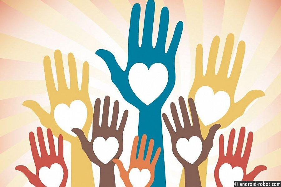 Mercify стало первым приложением для благотворительности в Российской Федерации