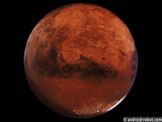NASA в 2007-ом году упустило подтверждения жизни наМарсе