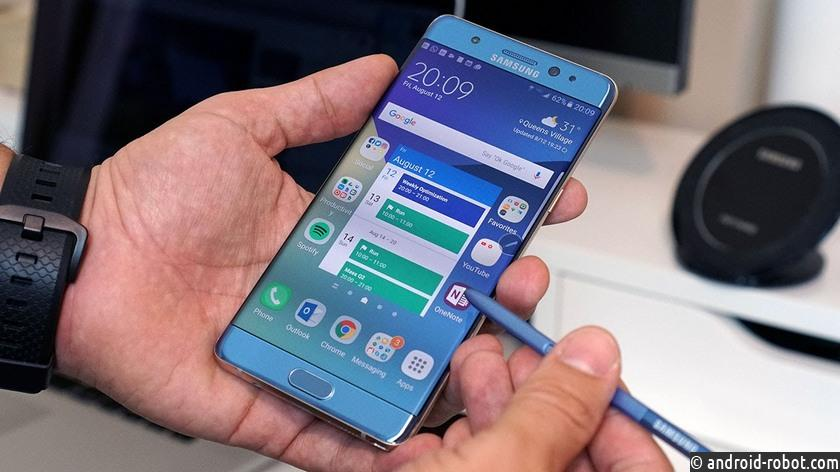 Продажи телефонов компании Самсунг падают