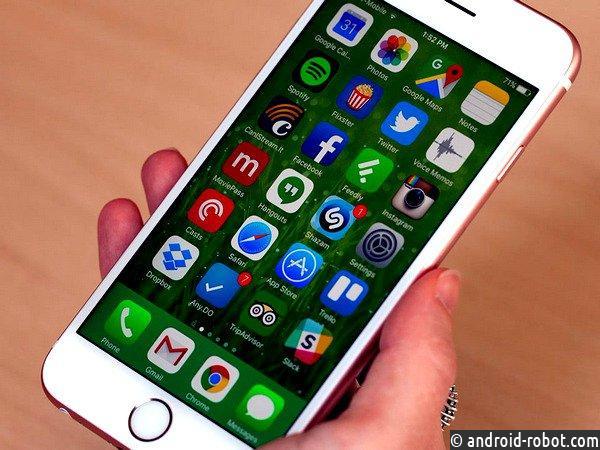 Apple бесплатно заменит бракованные батареи вiPhone 6s