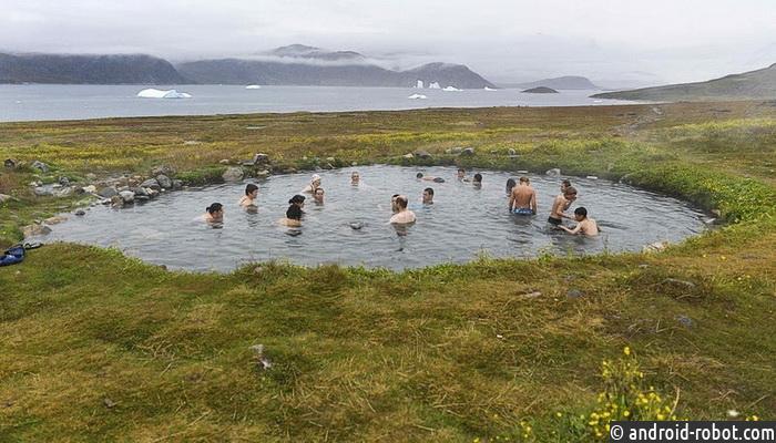 Ученые узнали тайну, которую Гренландия утаивала миллионы лет