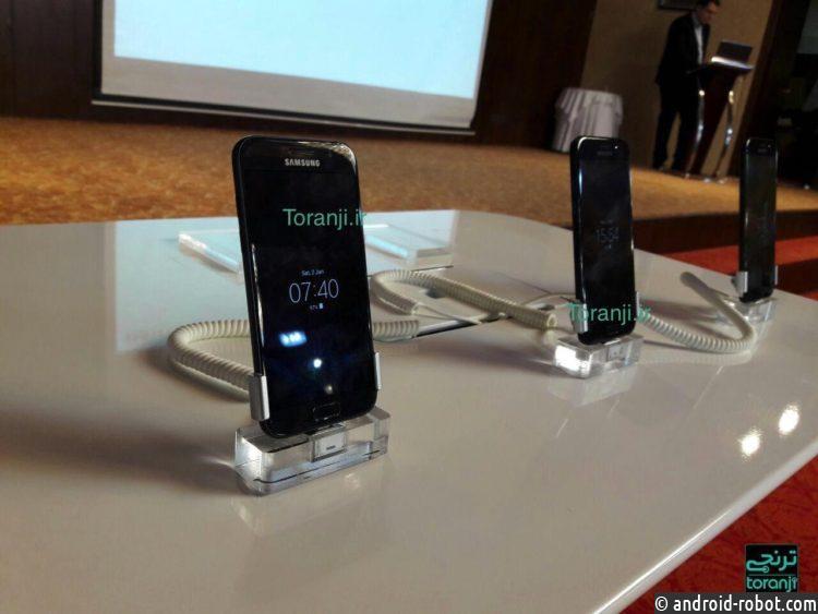 В сети появились фото новых моделей Samsung Galaxy