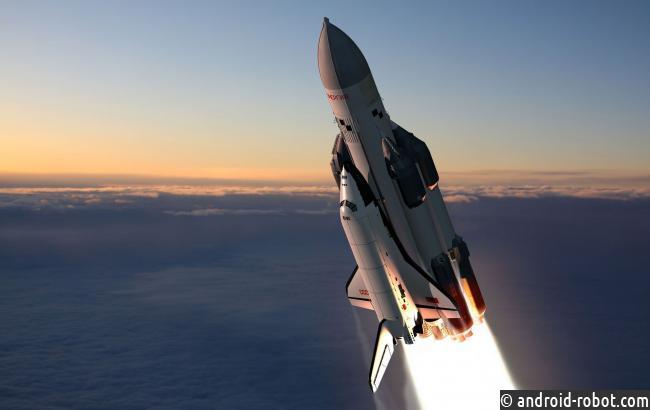 запуск крылатой ракеты вкосмос ссамолета