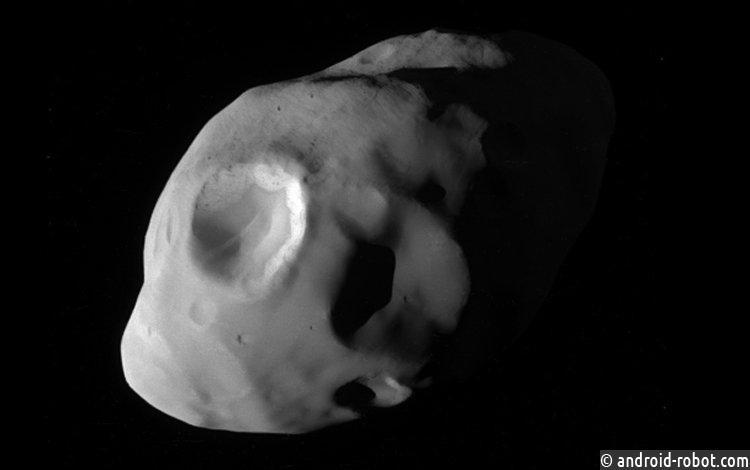 NASA представило качественный снимок Пандоры