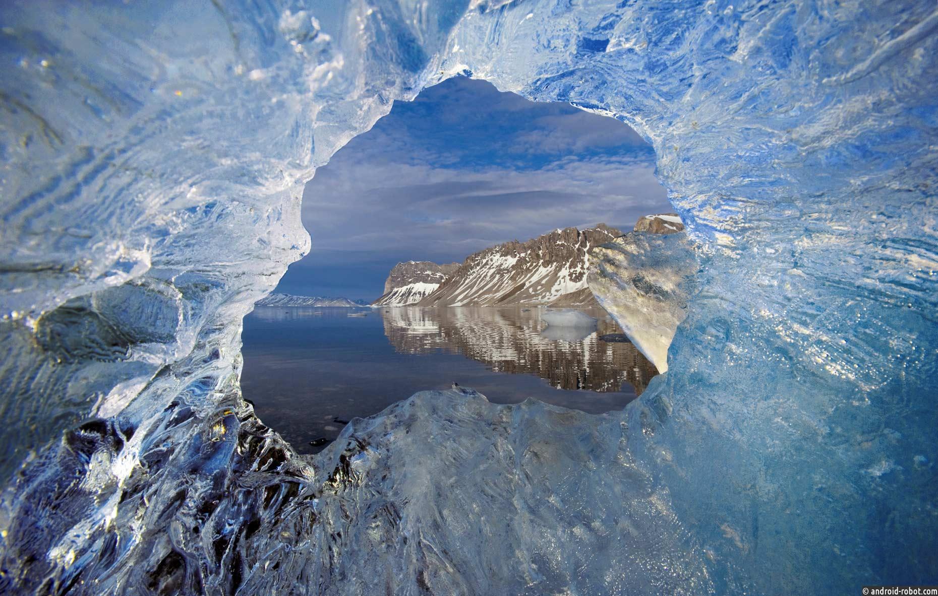 Климатологи зафиксировали рекордную жару наСеверном полюсе
