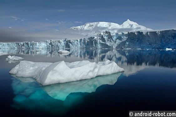НаСеверном полюсе установлен новый температурный рекорд