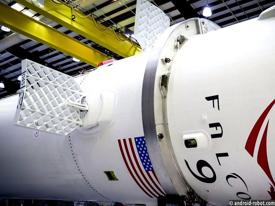ВСША 14января состоялся успешный запуск ракеты Falcon 9