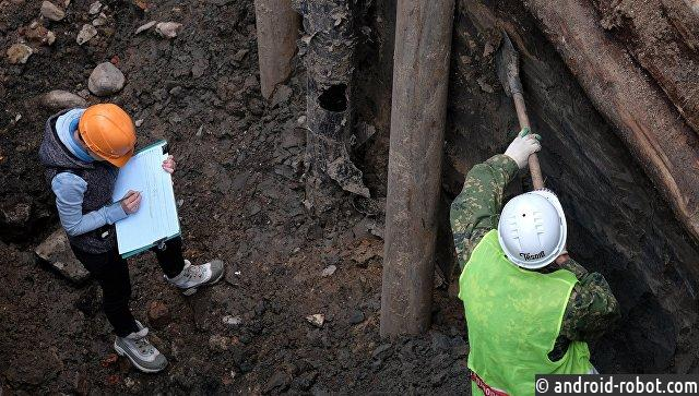 ВКитайской народной республике отыскали гробницу династии Мин, возрастом около 350 лет