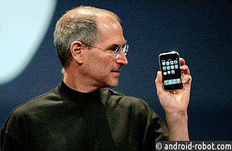 10 лет назад Стив Джобс представил первый iPhone