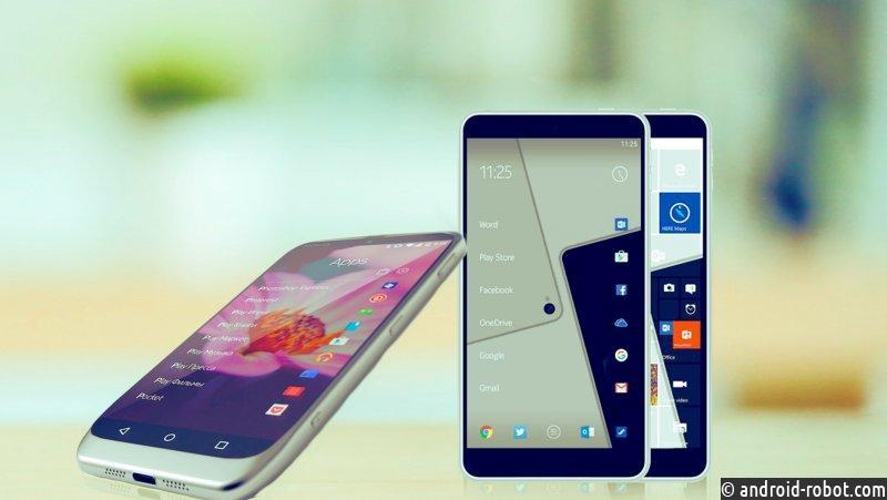 Nokia набазе андроид