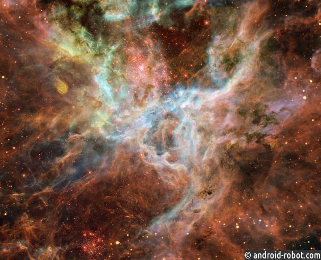 Люди состоят иззвездной пыли