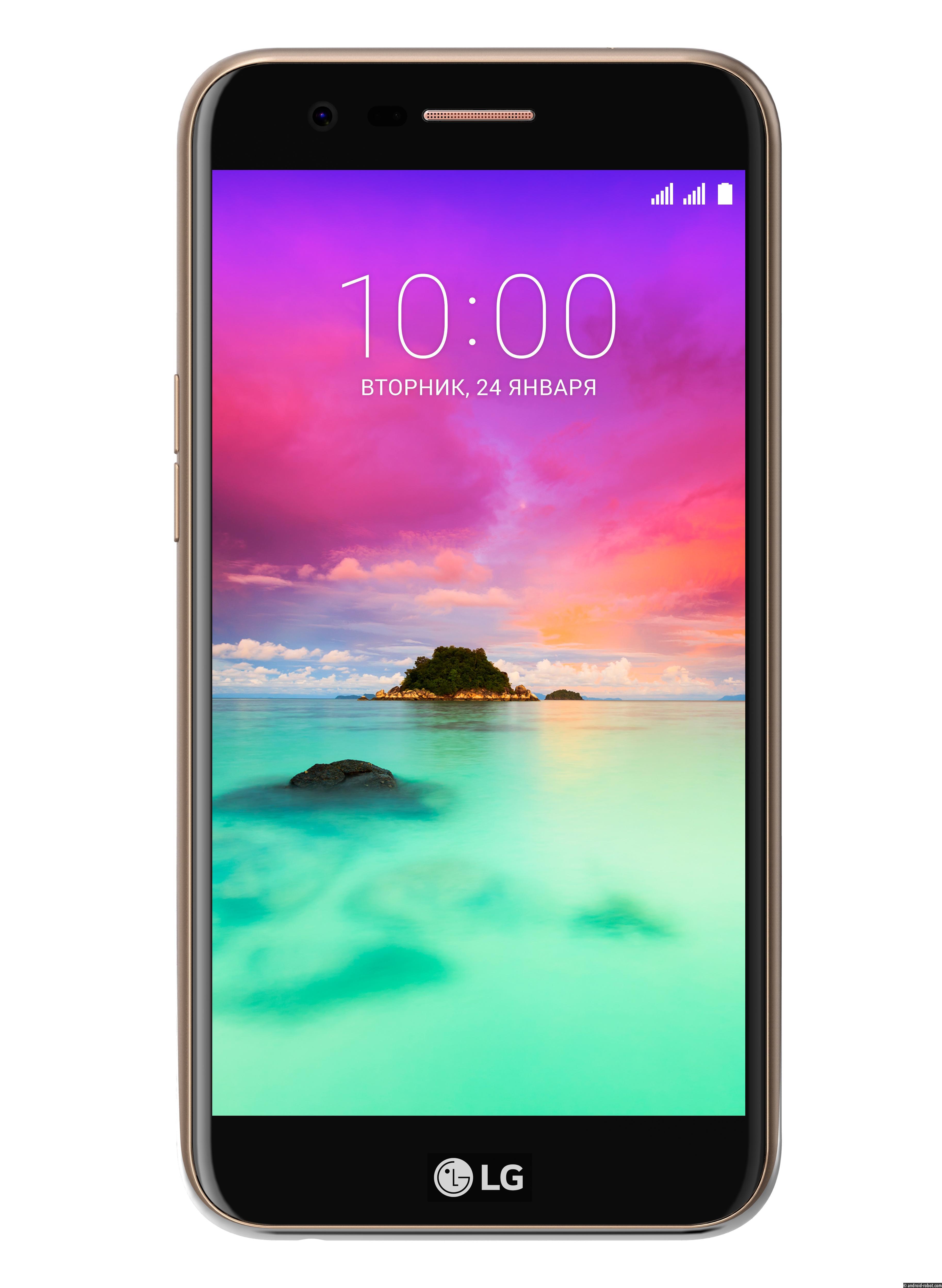 Смартфон LG K10