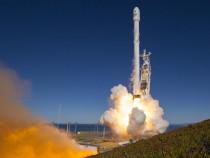Илон Маск 2-ой раз в 2018 удачно запустил Falcon 9