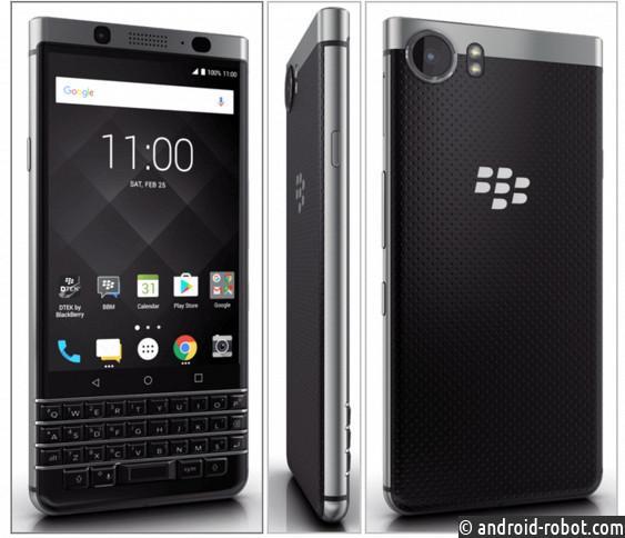 Новый смартфон BlackBerry сполноценной клавиатурой станет достойным конкурентом iPhone 7